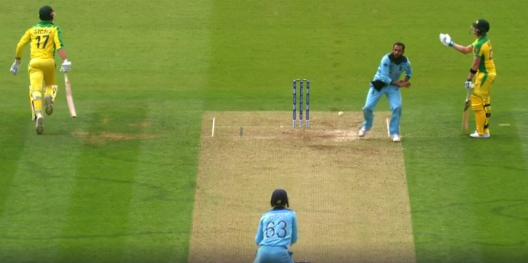 Marcus Stoinis run out vs England: Watch Australian all-rounder involve in a terrible mix up with Steve Smith to lose his wicket   England vs Australia