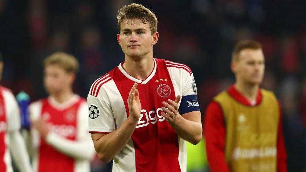 Matthijs De Ligt: Jasper Cillessen claims he offered advice to Ajax Skipper amidst Barcelona and Man Utd links