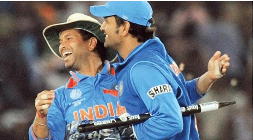 Sachin Tendulkar slams MS Dhoni after his sluggish knock during India vs Afghanistan match | Cricket World Cup 2019