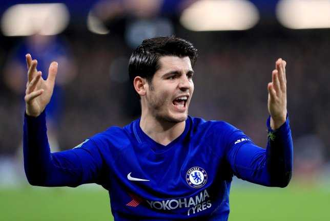 Chelsea News: Alvaro Morata takes a huge jibe at Chelsea and pleads Atletico Madrid to sign him permanently
