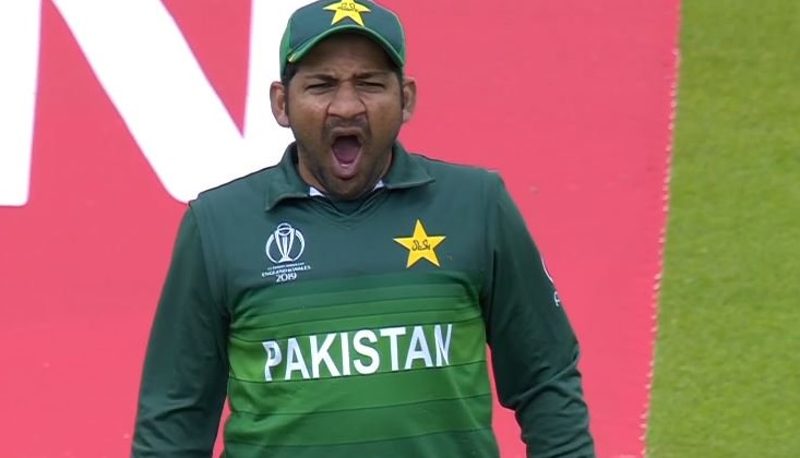 Sarfaraz Ahmed yawning memes: Twitter reactions as Pakistan captain is seen yawning during India vs Pakistan match | Cricket World Cup 2019