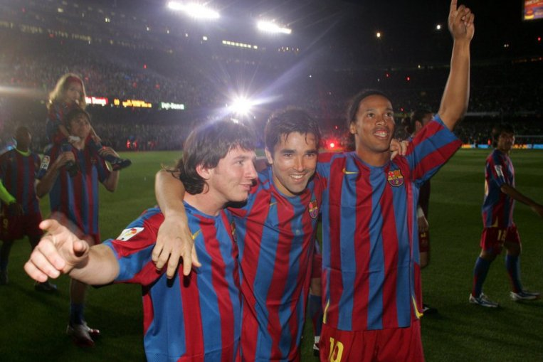 Lionel Messi: Former Barcelona star explains why the club was forced to sell Deco and Ronaldinho because of Lionel Messi
