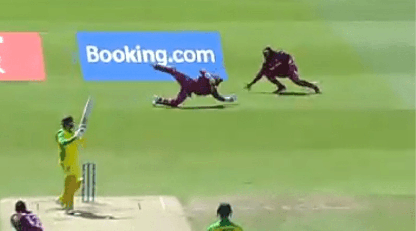 Shai Hope catch vs Australia: WATCH West Indies wicket-keeper grab amazing catch to dismiss Khawaja | Cricket World Cup 2019