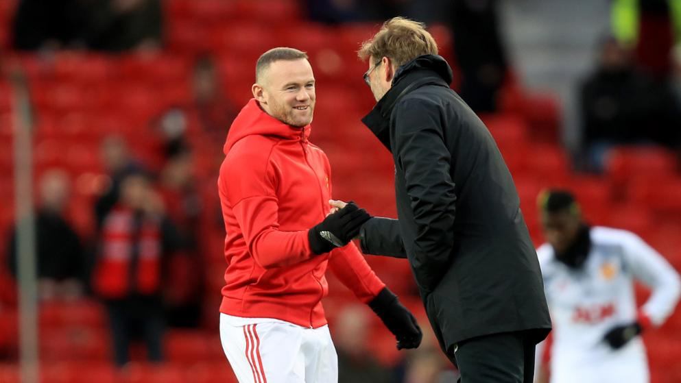 Jurgen Klopp: Former Man Utd Star Wayne Rooney reveals Jurgen Klopp's only mistake