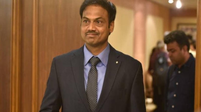 """MSK Prasad slams critics for pointing out Indian selectors' """"inexperience"""""""