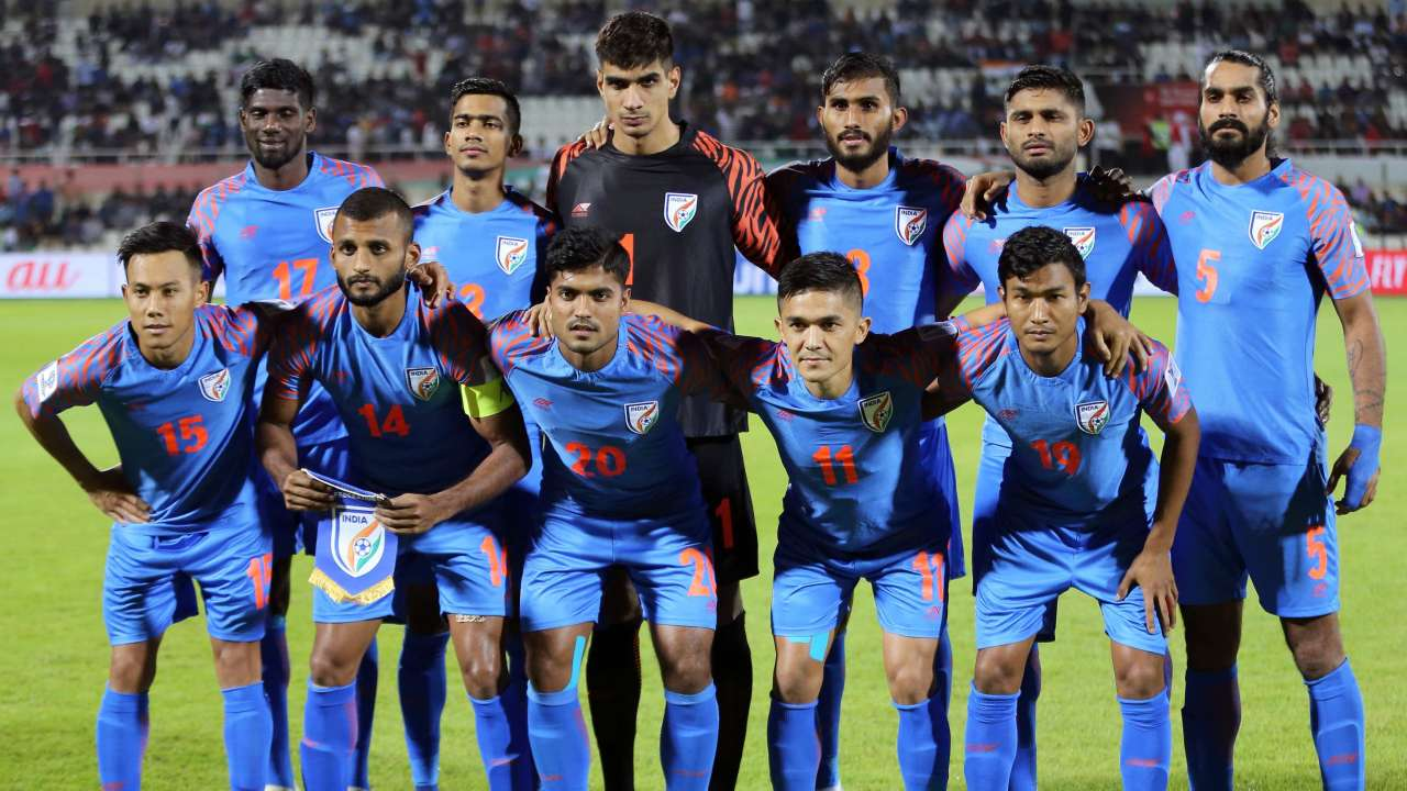 India drawn with Qatar and Oman football team in 2022 World Cup Qualifiers and 2023 AFC Asian Cup