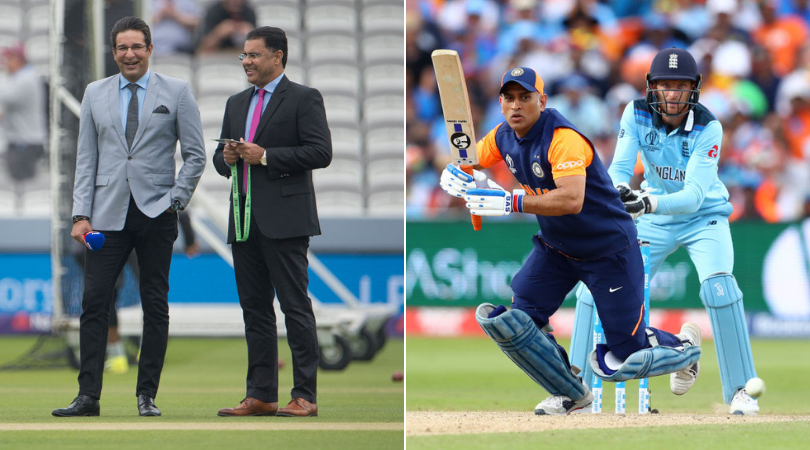 Wasim Akram's old interview contradicts Waqar Younis' criticism for MS Dhoni and Virat Kohli