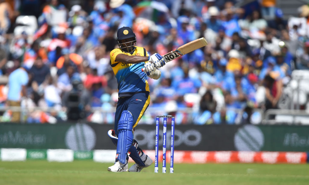 Twitter reactions on Angelo Mathews' majestic century vs India in 2019 Cricket World Cup