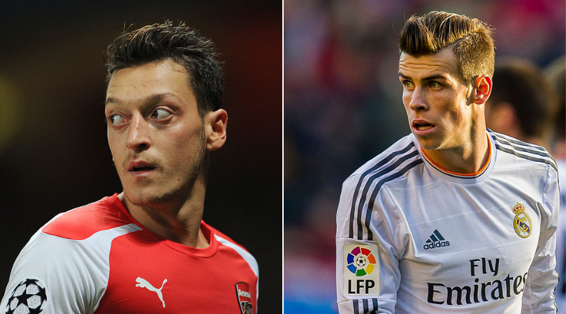 How Arsenal fooled Spurs to sign Mesut Ozil from Real Madrid and accelerated Gareth Bale's Spurs departure