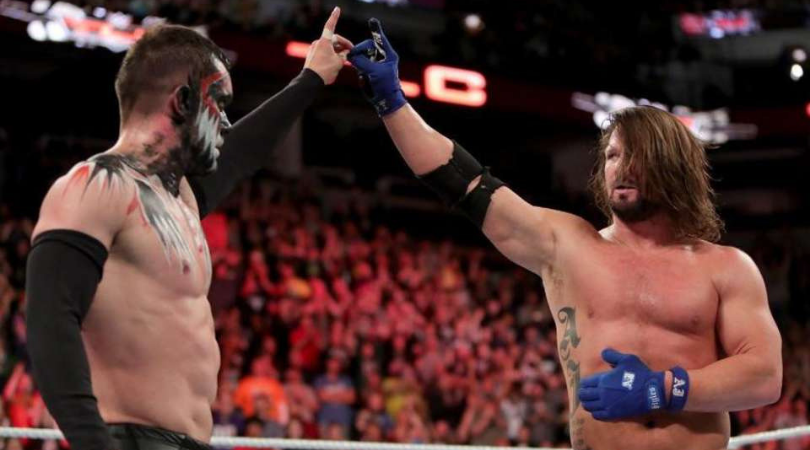 WWE News: Is Finn Balor going to Join AJ Styles and the club?