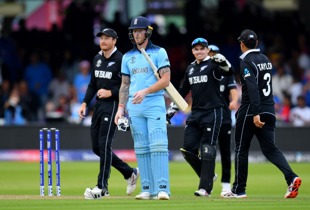 """WATCH: Kane Williamson compares World Cup final loss vs England to """"bad dream"""""""