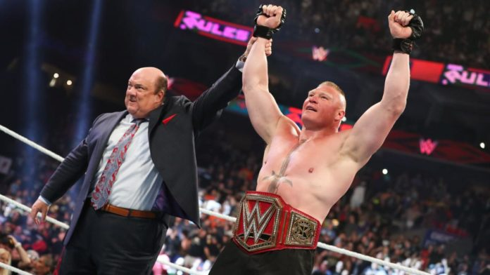 Brock Lesnar: Real Reason why the Beast Cashed in his Money in the Bank contract