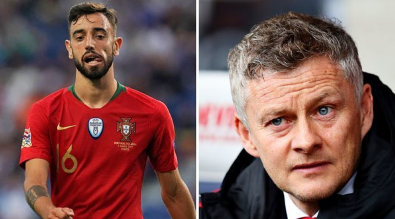 Bruno Fernandes wage revealed ahead of his transfer to Manchester United