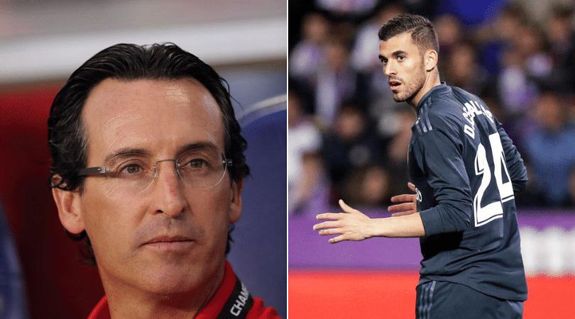 Arsenal Transfer News: Unai Emery credits Dani Ceballos ahead of Gunners loan move