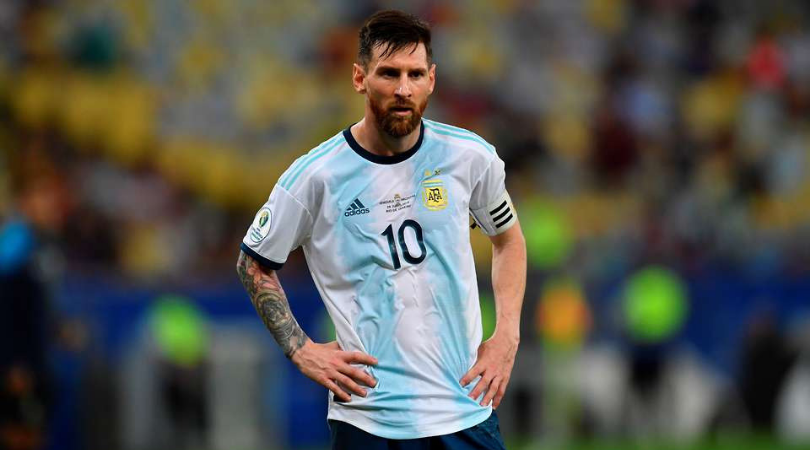 Lionel Messi: Chilean Goalkeeper slams Messi and brings up Argentina's sordid past