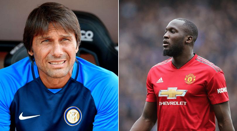 Romelu Lukaku Transfer: Antonio Conte breaks silence about his number one summer target