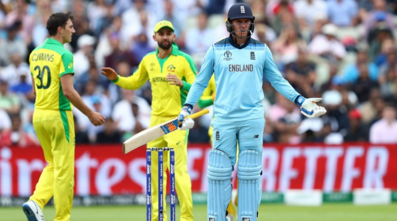 """Ed Cowan terms Jason Roy's actions """"absolute disgrace"""" ahead of 2019 Cricket World Cup final"""
