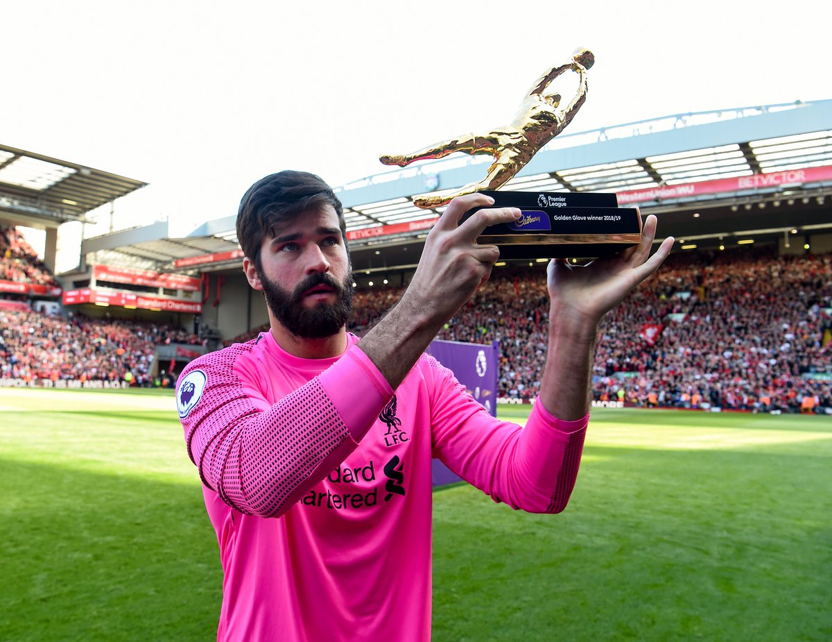 Premier League 2019/20: Top five Goalkeepers favourite to win the Golden Glove