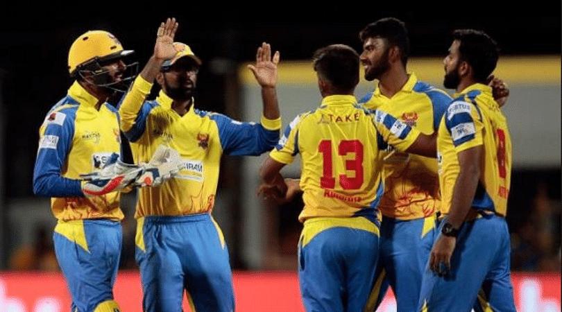 DIN vs TUT Dream11 Team Prediction : Dindigul Dragons vs TUTI Patriots Tamil Nadu Premier League Dream 11 Team Picks and Probable Playing 11