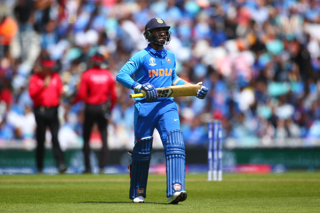 Reports: Dinesh Karthik set to be dropped for India's tour of West Indies