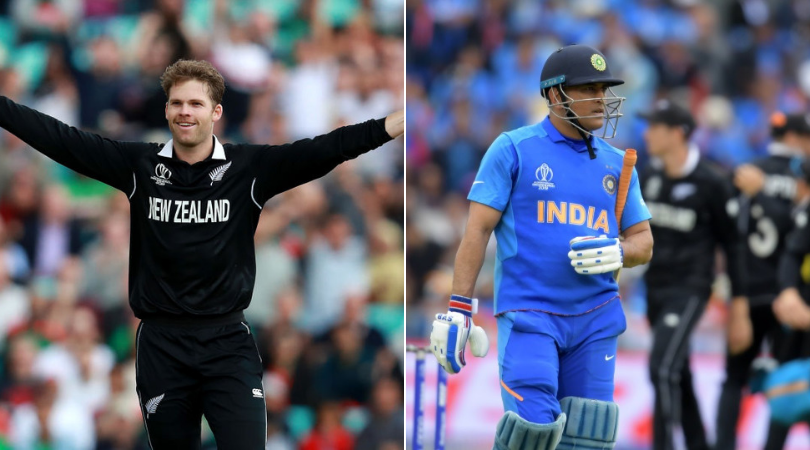 WATCH: Lockie Ferguson explains bowling penultimate over to MS Dhoni in India vs New Zealand 2019 World Cup semi-final