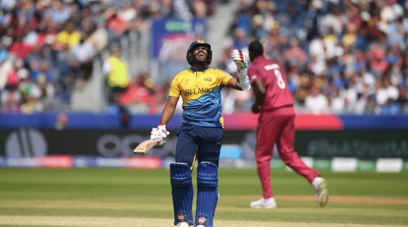 Twitter reactions on Avishka Fernando's maiden ODI century vs West Indies in 2019 Cricket World Cup
