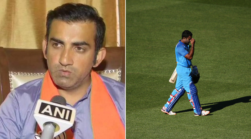 Gautam Gamhbir slams Indian selectors after Ambati Rayudu's retirement