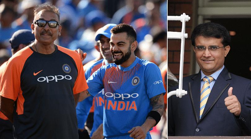 Sourav Ganguly advocates for Virat Kohli making his preference for India Coach