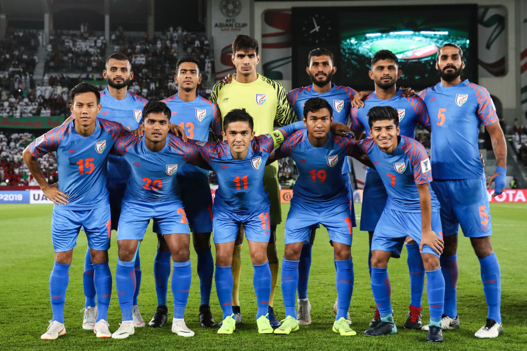 Intercontinental Cup 2019: India Vs Syria Head to Head, Predicted Lineup