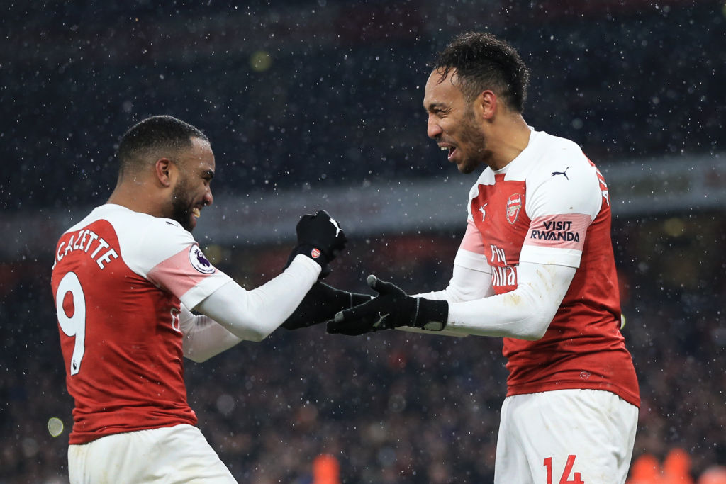 Why Arsenal need a creative midfielder to serve sublime Aubameyang and Lacazette