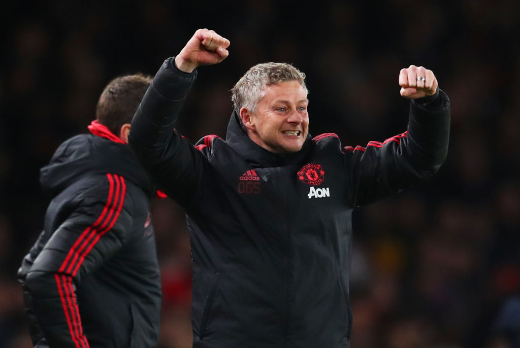 Watch: Solskjaer compares United youngster with Ryan Giggs