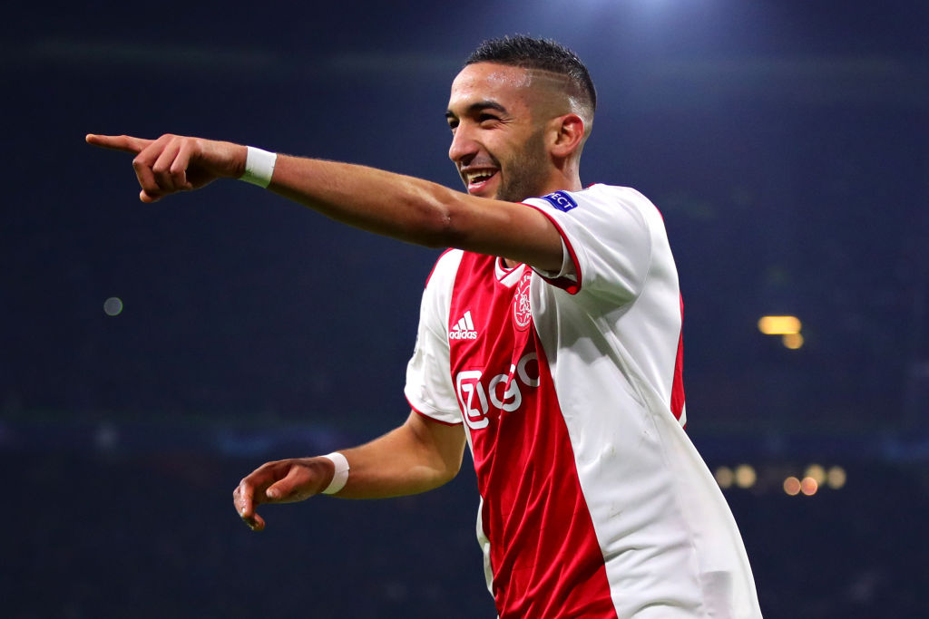 Arsenal Transfer News: Ajax make 'come and get me plea' to Arsenal for Hakim Ziyech