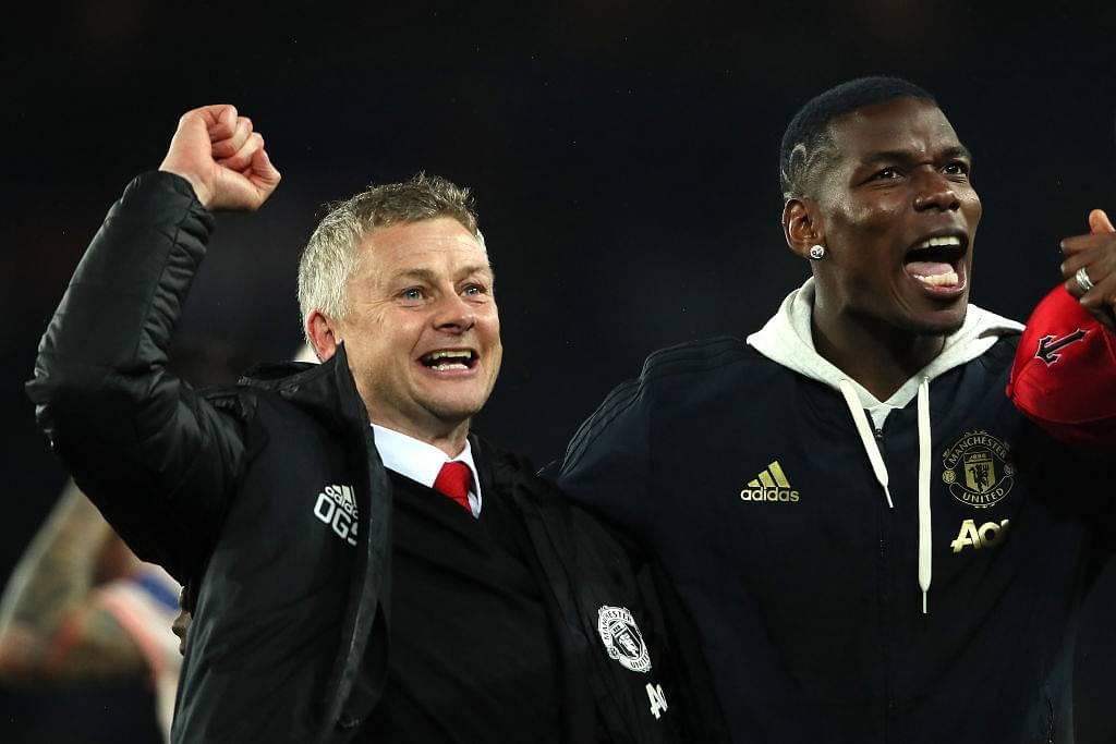 Paul Pogba: Solskjaer slams media treatment of Man Utd Star amidst Real Madrid links