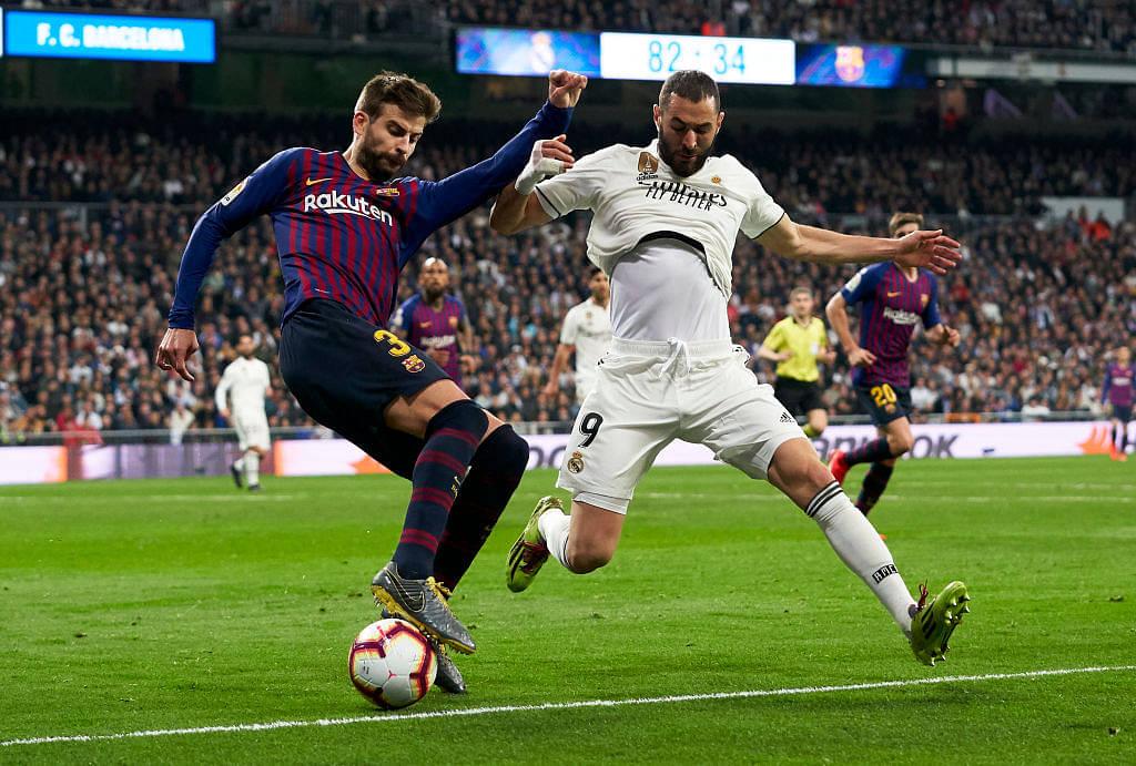 Barcelona Vs Rea Madrid: Dates for El Clasico 2019/20 revealed