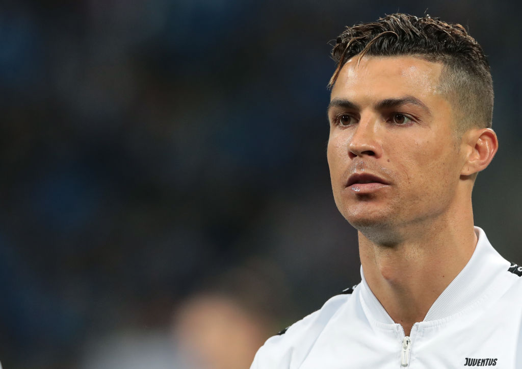 Cristiano Ronaldo: Maurizio Sarri confirms forward Ronaldo's role at Juventus