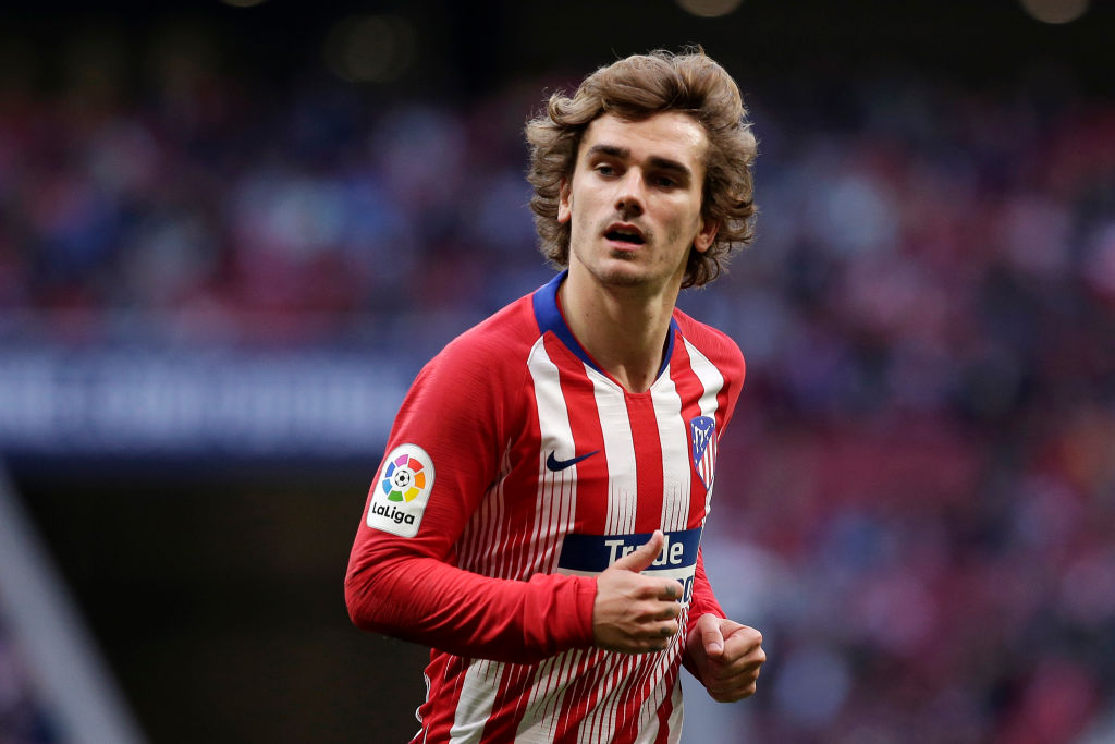 Antoine Griezmann: Barcelona about to submit Griezmann's colossal buyout fee at La Liga headquarters