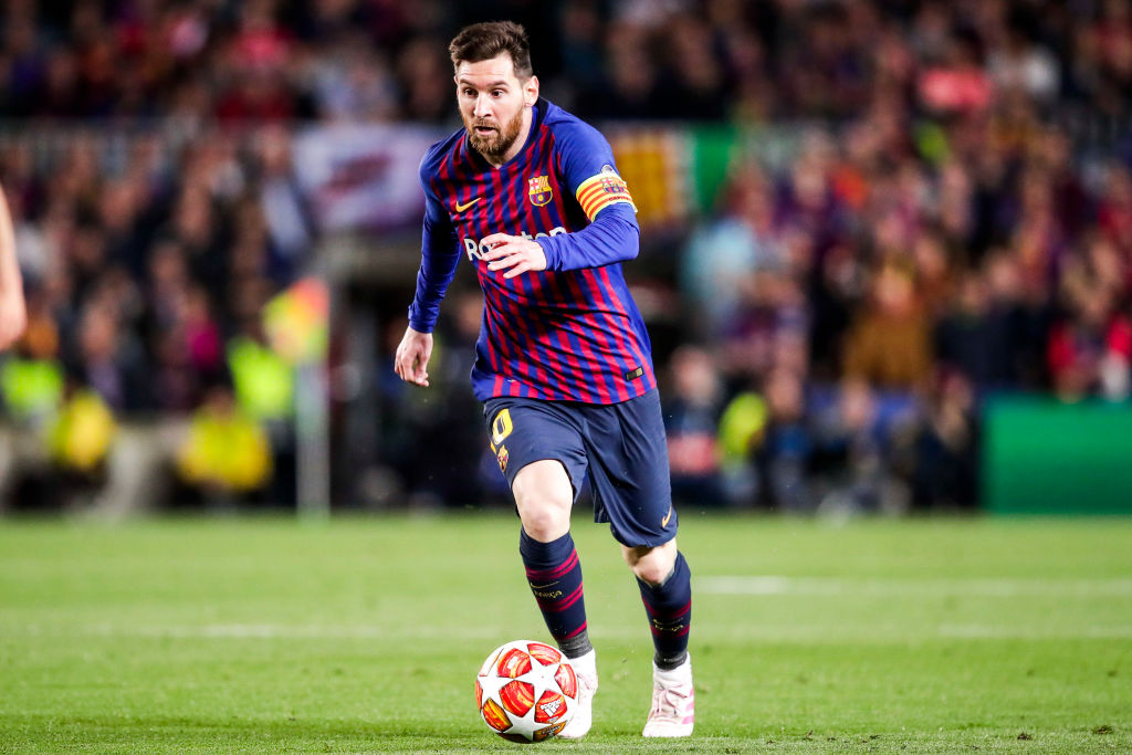 Lionel Messi: Barcelona plan to extend Skipper's Nou Camp stay with a new long-term contract