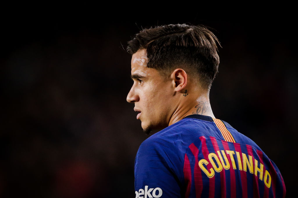 Neymar transfer: Philippe Coutinho decides about his future over a swap deal between Barcelona and PSG