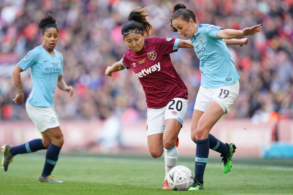 Chelsea and Manchester City take a reformative step for Women's football