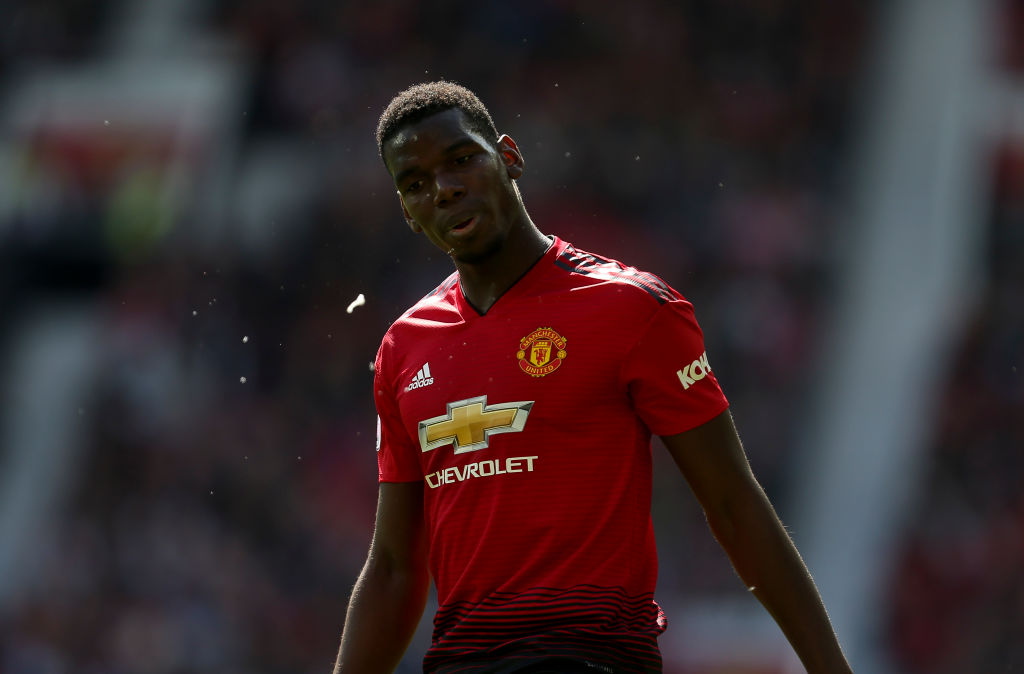 Paul Pogba Transfer: Real Madrid does not wish Pogba to force a move