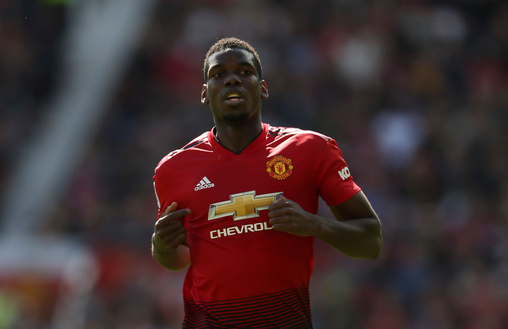 Paul Pogba Transfer News: Manchester United superstar absent from training