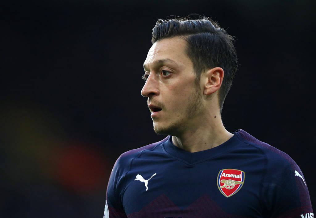 Mesut Ozil: European club working to sign Gunners star in summer transfer window