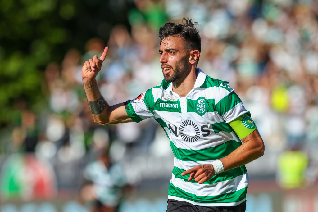 Bruno Fernandes Transfer: Man Utd take decision over £70 million rated Portuguese midfielder