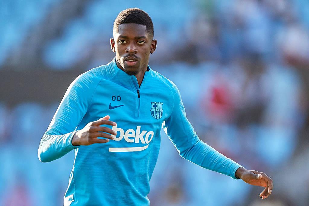 Ousmane Dembele: Barcelona take call on their forward as Bayern and Liverpool lineup bids