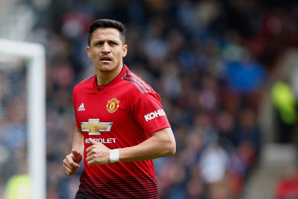 Alexis Sanchez: Man Utd take huge call on future of unwanted forward