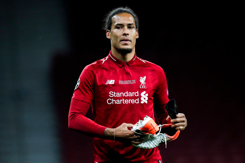 Liverpool Transfer News: Barcelona inquire about Van Dijk and Liverpool gave an immediate response