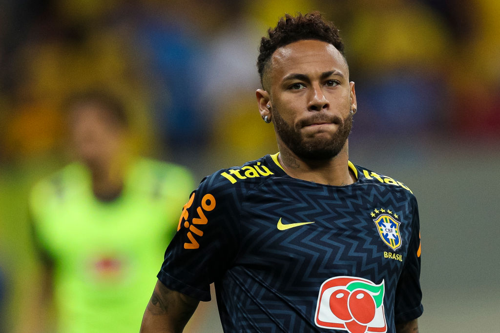 Neymar: La Liga President does not want return of former Barcelona star to Nou Camp