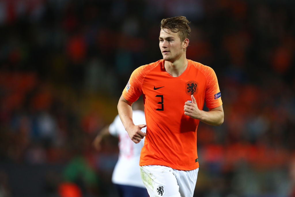 Matthijs De Ligt Transfer: Juventus fail to reach agreement with Ajax for Dutch prodigy