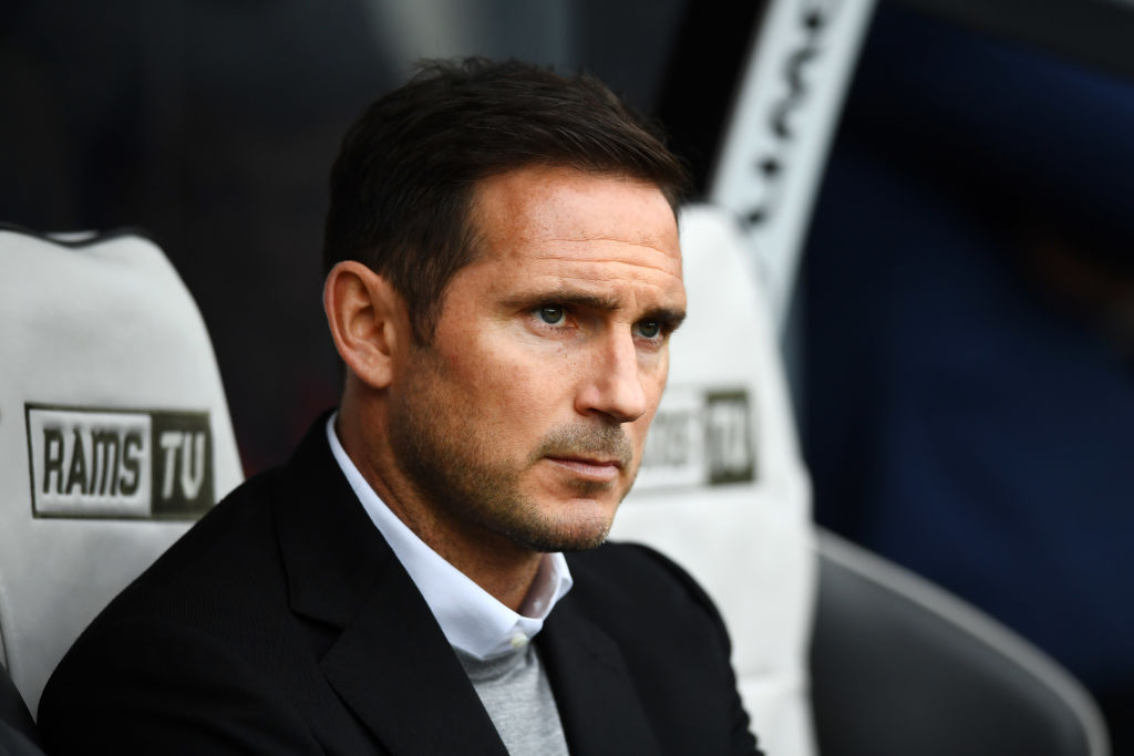 Frank Lampard: Derby grants Lampard special permission ahead of his speculated move to Chelsea