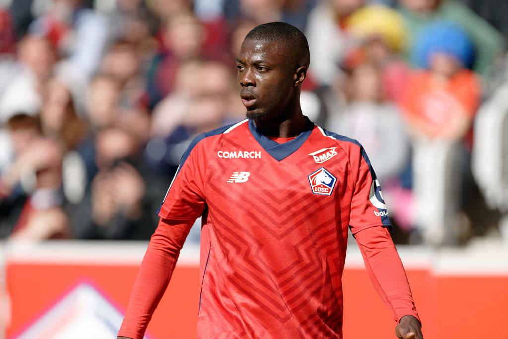 Arsenal Transfer News: Lille accept Gunners' €80 million bid for Nicolas Pepe